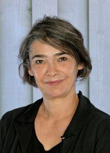 Frau Krohn, Leiterin der OGS