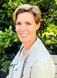 Frau van den Berg - Sonderpädagogin